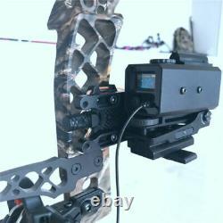 Rangefinders De Chasse De Portée De Fusil 700m Laser Range Finder Pour Tir À L'arc D'arbalète