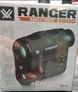 Ranger Vortex 1800 Télémètre Laser Vert