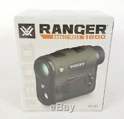 Ranger Vortex Laser 6x22 Télémètre 1800 Yards Chasse Tir Rrf-181 Sealed