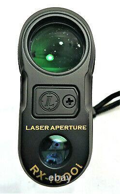 Rangeur Laser Numérique Compact Leupold Rx-1000i Tbr Avec Adn