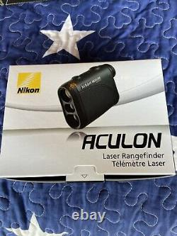 Rare Nikon Aculon Al11 Télémètre Laser Vert Foncé 8397 Nouveau Dans La Boîte! Limité