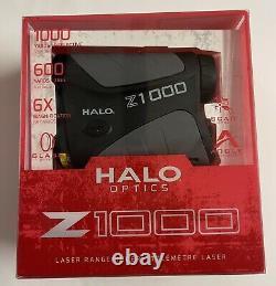 Recherche De Gamme Laser Halo Z1000-8 1000 Yard