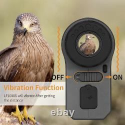 Recherche Optique De Portée Laser 1094 Yards Fonction De Vibration De Chasse Télescope 6x22