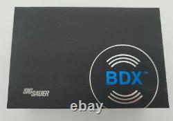 Sig Sauer Kilo1000bdx 5x20mm Laser Rangefinder Monoculaire -sb3321