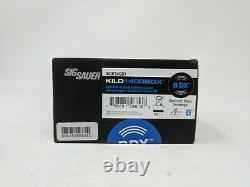 Sig Sauer Kilo1400bdx Données Balistiques Xchange Laser Range Finder 6x20mm-sok14601