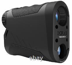Sig Sauer Kilo1800bdx Gamme Laser Finding Monocular 6x22mm Sok18602 Noir
