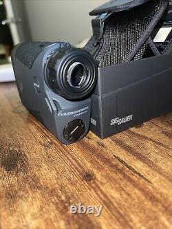 Sig Sauer Kilo2200bdx 7x25 Laser Rangefinder Noir