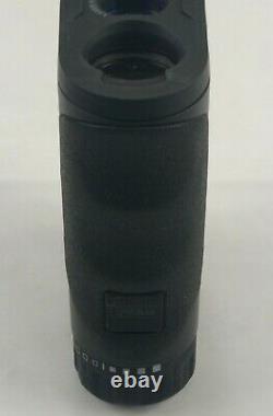 Sig Sauer Kilo 1200 Laser Range Finding Monoculaire, 4x20mm, Ht LCD (sok12401)