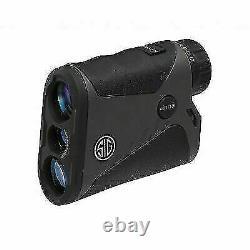 Sig Sauer Kilo 1400bdx 6x20mm Bdx Digital Laser Rangefinder Nouveau Sans Boîte