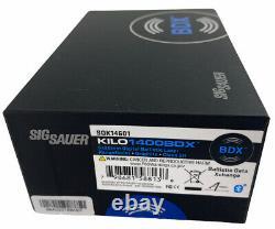 Sig Sauer Kilo 1400bdx 6x20mm Laser Range Finder Nouveau Scellé