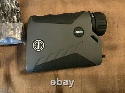 Sig Sauer Kilo 2000 Gamme Laser Finder 7x25mm