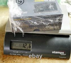 Sig Sauer Kilo 850 4x20 Laser Numérique Rangefinder À Peine Utilisé Dans La Boîte Complète
