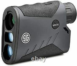 Sig Sauer Sok10602 Kilo1000bdx Gamme Laser Trouver Monoculaire 5x20mm