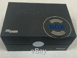 Sig Sauer Sok18601 Kilo1800bdx Black Tactique Monoculaire Télémètre Laser