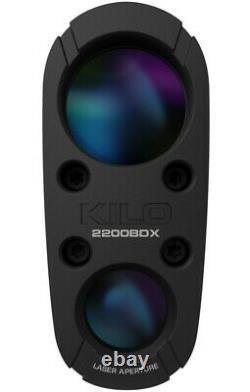 Sig Sauer Sok22704 Kilo2200bdx 7x25mm Laser Gamme De Recherche Monoculaire