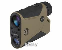 Sig Sauer Télémètre Laser 7x25mm Flat Dark Earth Kilo2400abs