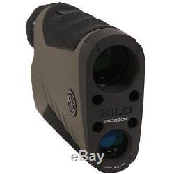 Sig Sauer Télémètre Laser Kilo2400bdx 7x25mm Olive Drab Vert Sok24704