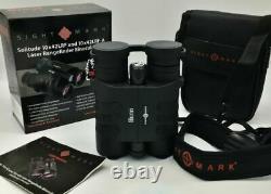 Sightmark Solitude 10x42 Lrf-a Laser Rangefinder Jumelles Avec Angle Sm22007