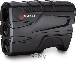 Simmons 801600 Volt 600 Télémètre Laser, Noir