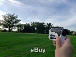 Surgoal 2000yard Télémètre Laser Étanche 6x-mag 0.3s Amazing Capture Temps