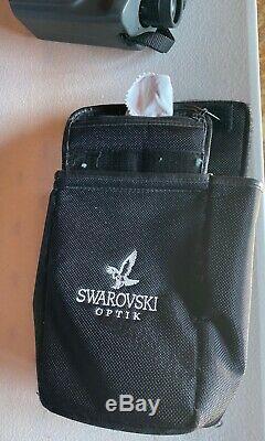 Swarovski Laser Range Finder Rx1 Carry Case Bracelet Fonctionne Bien
