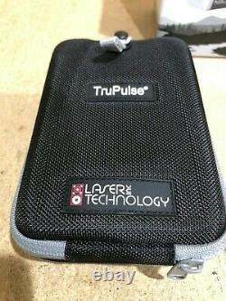 Technologie Laser Trupulse 360 Télémètre Laser