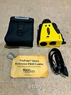 Technologie Laser Trupulse 360b Laser Rangefinder Jaune