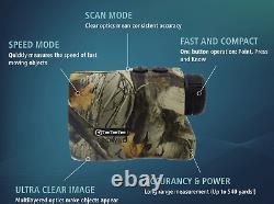 Tectectec Prowild Hunting Rangefinder 6x24 Laser Range Finder Pour La Chasse Avec