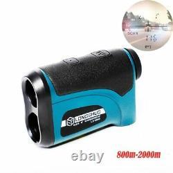 Télémètre Laser 800m-2000m Mètre Pour Le Télescope De Golf Chasse Kit De Haute Qualité