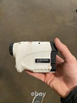 Télémètre Laser Gogogo Pour Golf Et Distance De Recherche De Chasse Mesurant La Pente Du Mode