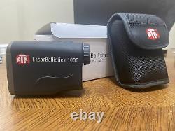 Télémètre Laser Intelligent Balistique Auxiliaire Atn
