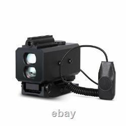 Télémètre Laser Ip65 Extérieur Chasse Chasse Télémètre Étanche