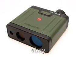 Télémètre Laser Leica Rangemaster Lrf 900 Scan 40515