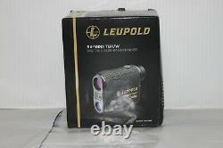 Télémètre Laser Numérique Leupold Rx-1600i Tbr/w #14664r
