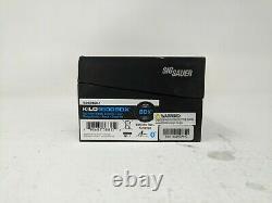 Télémètre Laser Sig Sauer Kilo1800bdx 6x22mm