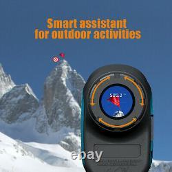 Télescope Laser Range Finder Mesure 600m Distance Height Meter Waterproof