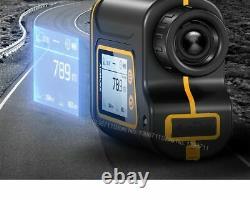 Télescope Télémètre Laser LCD Télémètre Laser Hunting Range Trouver Mesure