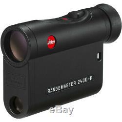 Véritable Leica Rangemaster Crf 2400-r 7x24 Télémètre Laser # 40546