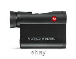 Véritable Leica Rangemaster Crf 2800. Com Laser Rangefinder #40506