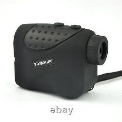Visionking 6x21 Laser Range Finder Chasse Golf Pluie 1000m Usb Charge Avec Câble