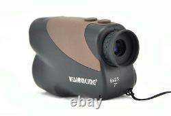 Visionking 6x25 Hunting Golf Laser Range Finder Height Angle 900m 1000 Mesure