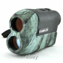Visionking 6x25 Laser Range Finder Chasse Golf Pluie Modèle 600 M Mesure Hunter