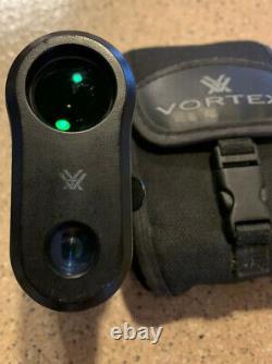 Vortex Ranger 1000 Télémètre Laser, Étui En Tissu, Field Ref Card, Livraison Gratuite