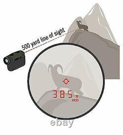 Vortex Razor Hd 4000 Télémètre Laser Lfr-250